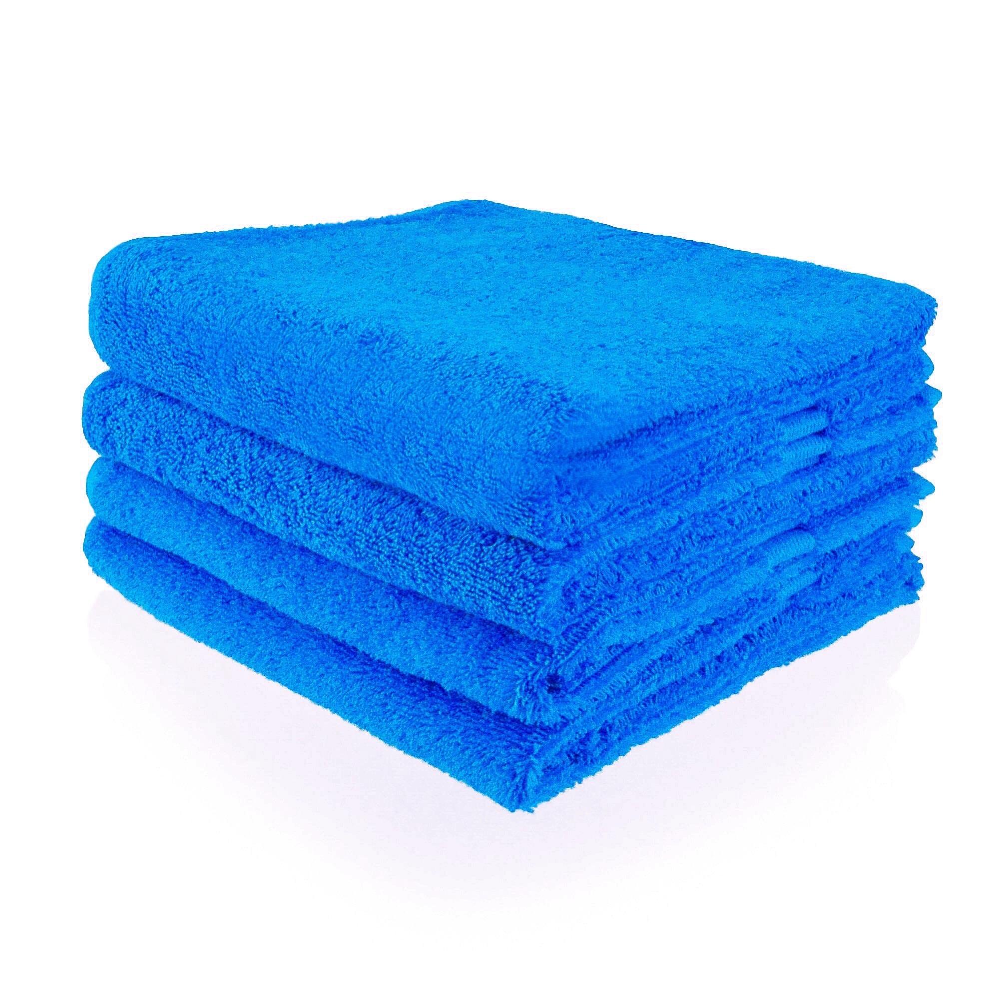 Washand cobalt blauw 360gr.